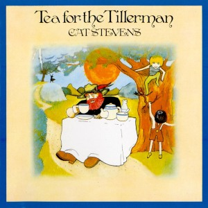 cat stevens - tea for the tillerman (front)