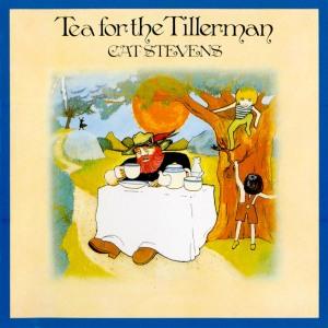 cat stevens - tea for the tillerman (front)