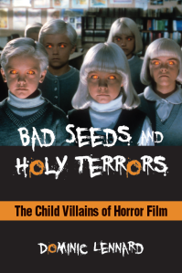 Bad Seeds and Holy Terrors - cover